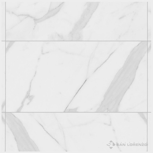 porcellanato calacata bianco 28x57,7 rect pul san lorenzo