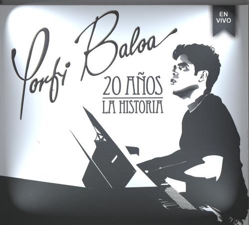 porfi balboa mi historia dvd