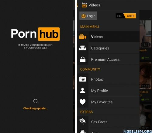 Porn Hub For Android