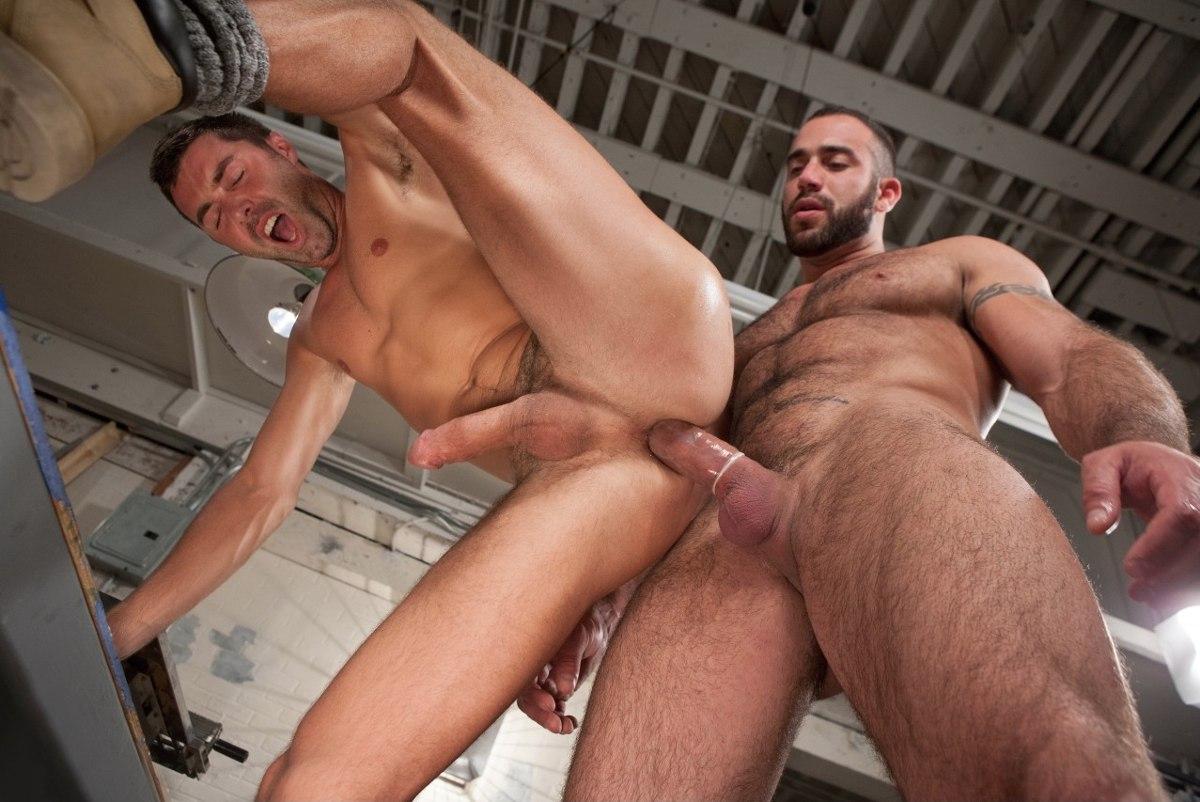 Gay porno Spencer Reed