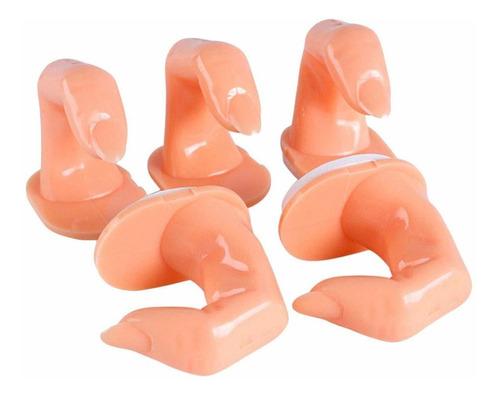 porpor booya - dedos de práctica para entrenamiento, decorac