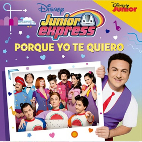 porque yo te quiero-musica junior express digital