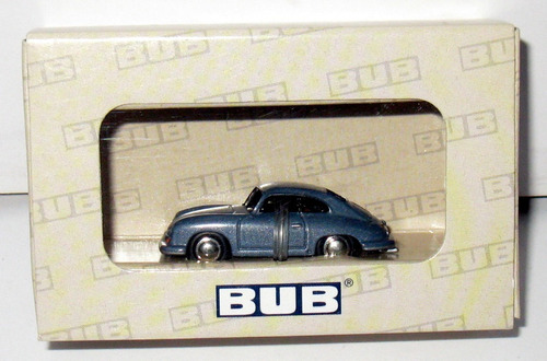 porsche 356 coupe 1950 - limited edition 1/87 bub