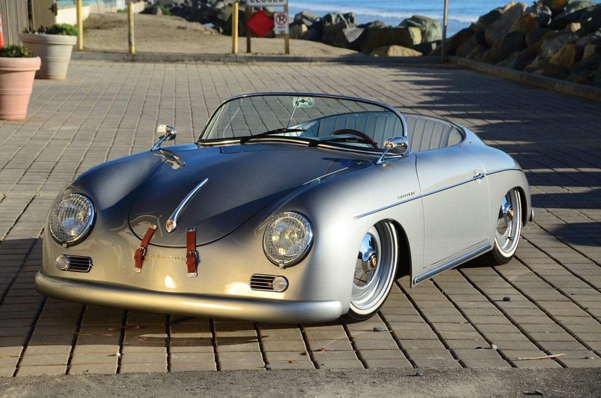 porsche 356 speedster r plica athena auto r em. Black Bedroom Furniture Sets. Home Design Ideas