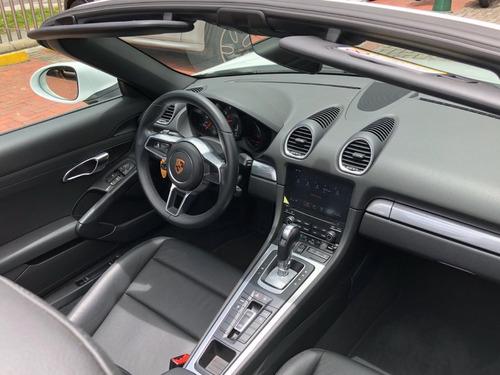 porsche 718  boxster 2.0 aut 2017