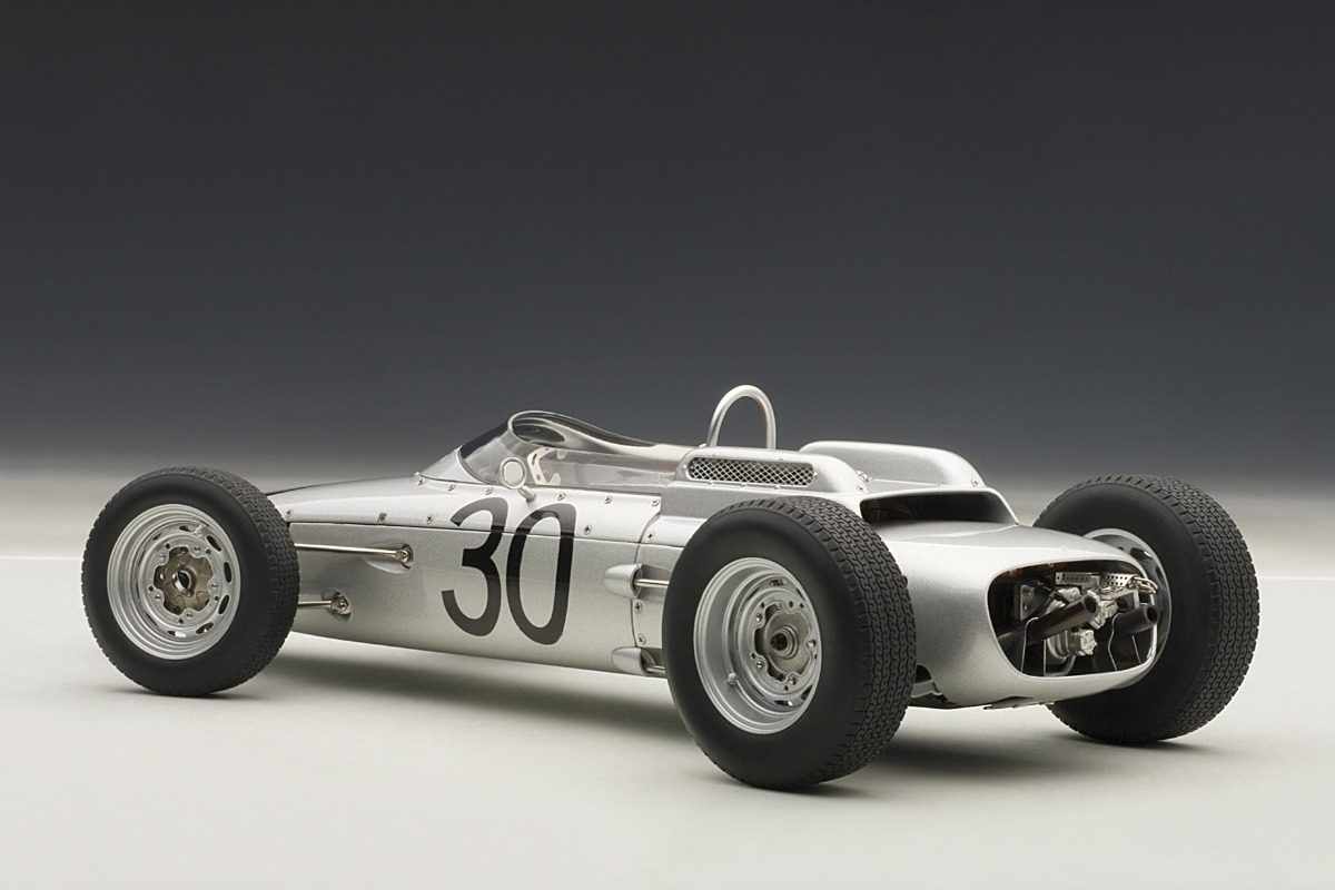 Porsche 804 Dan Gurney 1962