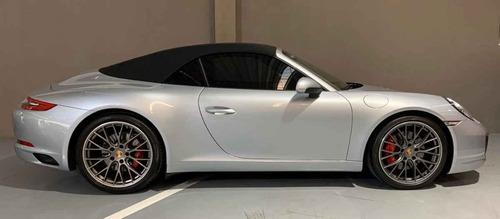 porsche 911 2017 2p carrera cabriolet h6/3.0/t pdk