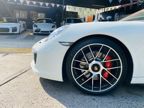 porsche 911 3.0 4 gts carrera mt 2018