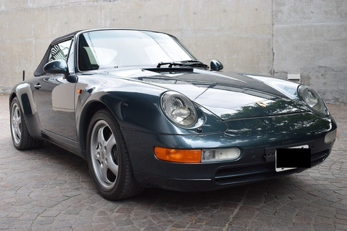 porsche 911 3.4 carrera 2 coupe 1995