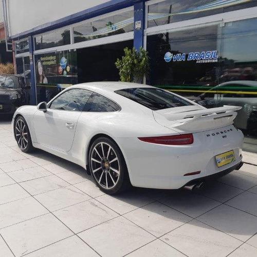porsche 911 3.8 carrera s coupé 6 cilindros 24v gasolina