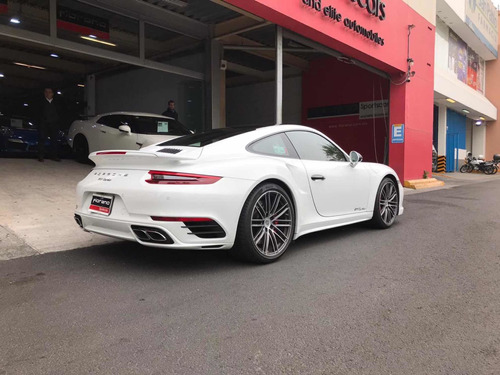 porsche 911 3.8 turbo coupe pdk at 2018