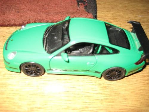 porsche 911 carrera - 12 cm - metal - auto die cast