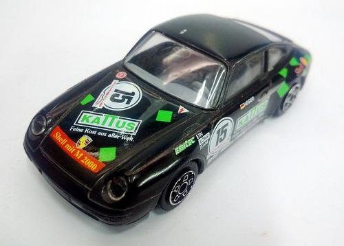 porsche 911 carrera 1/43 burago