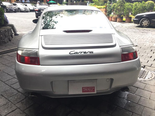 porsche 911 carrera 2001 manual