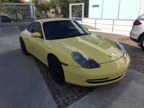 porsche 911 carrera 4 1998 - nordenwagen approved
