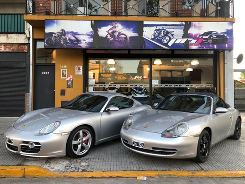porsche 911 carrera 4 cabriolet año 1999 pro seven
