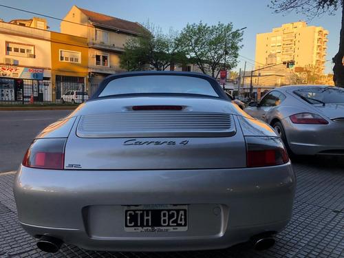 porsche 911 carrera 4 descapotable año 1999 pro seven!!