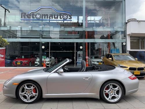 porsche 911 carrera 4s mt cabriolet convertible
