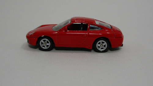 porsche 911 carrera  7.5cm coleccion metalico a4