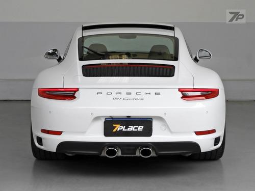 porsche 911 carrera 991.2 3.0 turbo h6 pdk