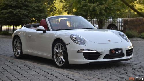 porsche 911 carrera s cabrio 2013