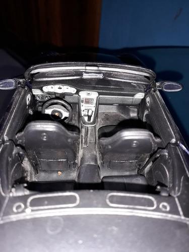 porsche 911 carrera s escala 1/18 cabriolet maisto