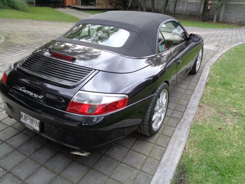 porsche 911 convertible 4s estandar 6 velocids 2002 (nuevo)