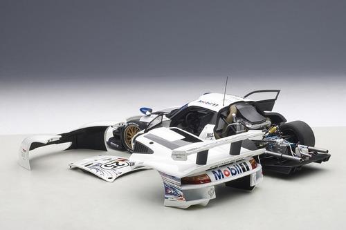 porsche 911 gt1 # 25 le mans 1997