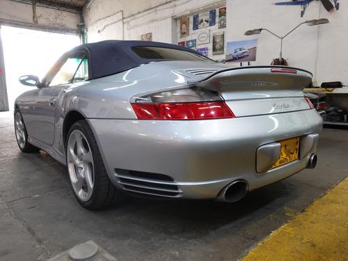 porsche 911 turbo cabrio con solo 35 mil km