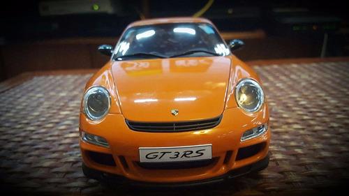 porsche 911(996) gt3 rsr autoart  1/18