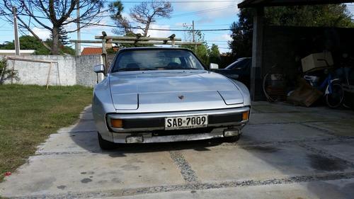 porsche 924 sport coupe 1979