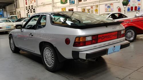 porsche 924 turbo - 1981