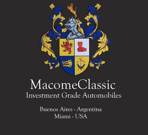 porsche 928 s (1981) - macome classic