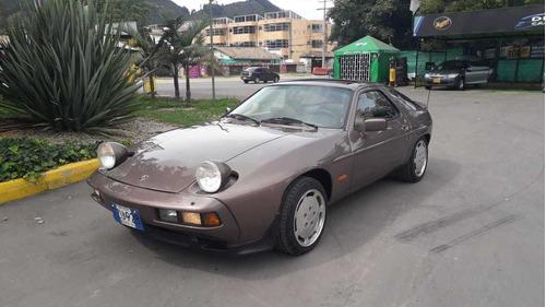 porsche 928s 4.7c.c. v8 1983