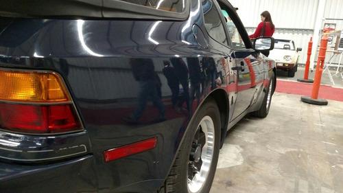porsche 944 1983 original placa preta inteiro super 924s 911