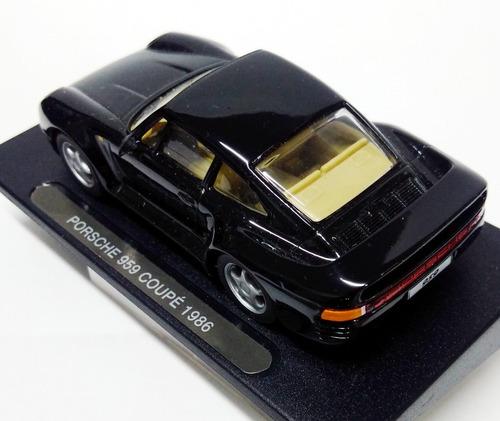 porsche 959 coupe 1986  1/43 high speed -  dea