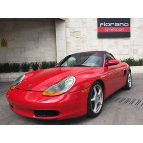 Porsche Boxster 2002 Cabriolet 5vel At