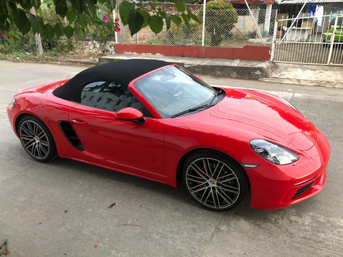porsche boxster 2.5 s pdk 718 at 2019 bose + rin turbo