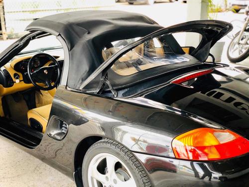 porsche boxster 2.7 cabriolet 5vel at 2001