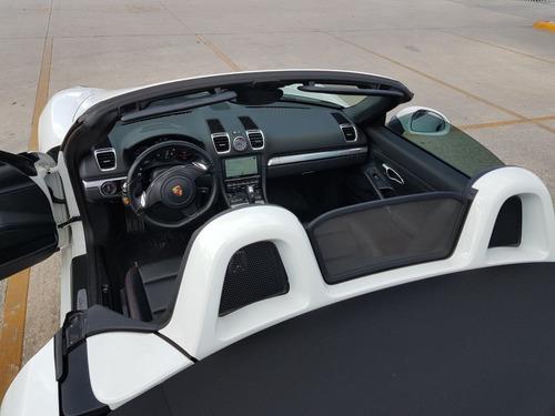 porsche boxster 2.9 cabriolet pdk 2014 blanco