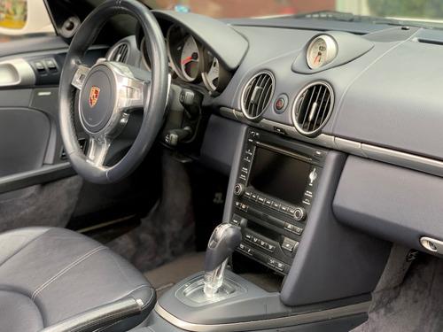 porsche boxster 3.4 s i6 24v gasolina 2p aut - 2011