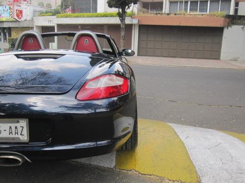 porsche boxster cabriolet  nuevo solo 18 mil km