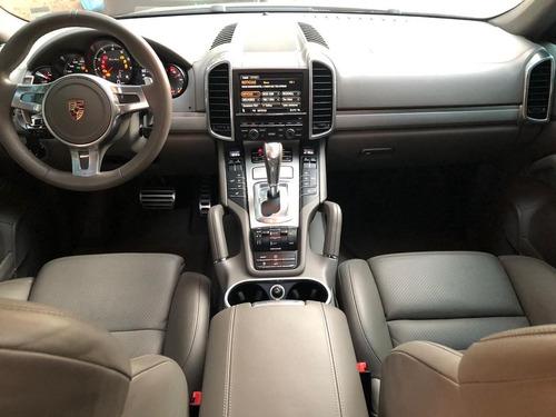 porsche cayenne 4.8 4x4 v8 32v turbo gasolina 4p tiptronic