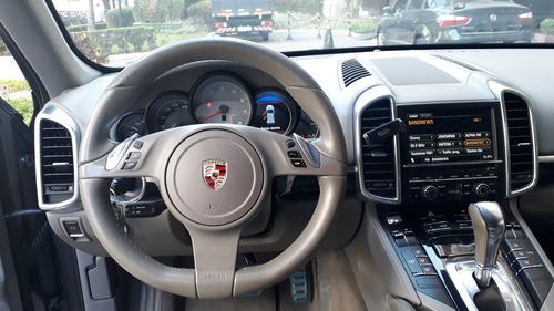 porsche cayenne 4.8 s 4x4 v8 32v turbo 2011 2011 blindada