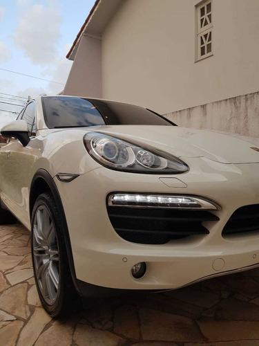 porsche cayenne 4.8 s 4x4 v8 - a mais bonita do ml!
