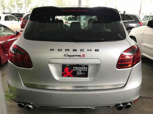 porsche cayenne 4.8 s tiptronic at 2011