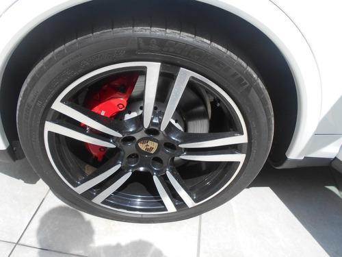 porsche cayenne 4.8 turbo s v8 tiptronic 8v at