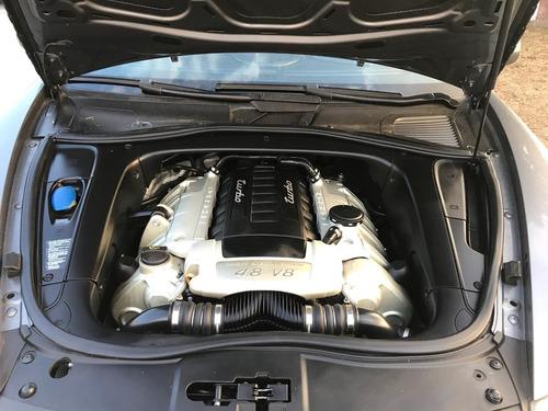 porsche cayenne 4.8 turbo tiptronic at 2008