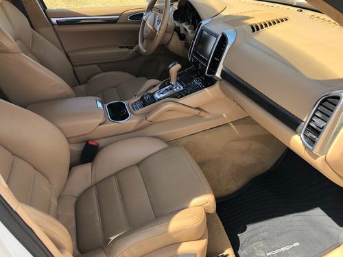porsche cayenne 4.8 v8 tiptronic turbo at 2011 super impecab