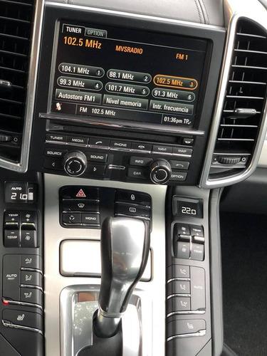 porsche cayenne 4.8 v8 tiptronic turbo at